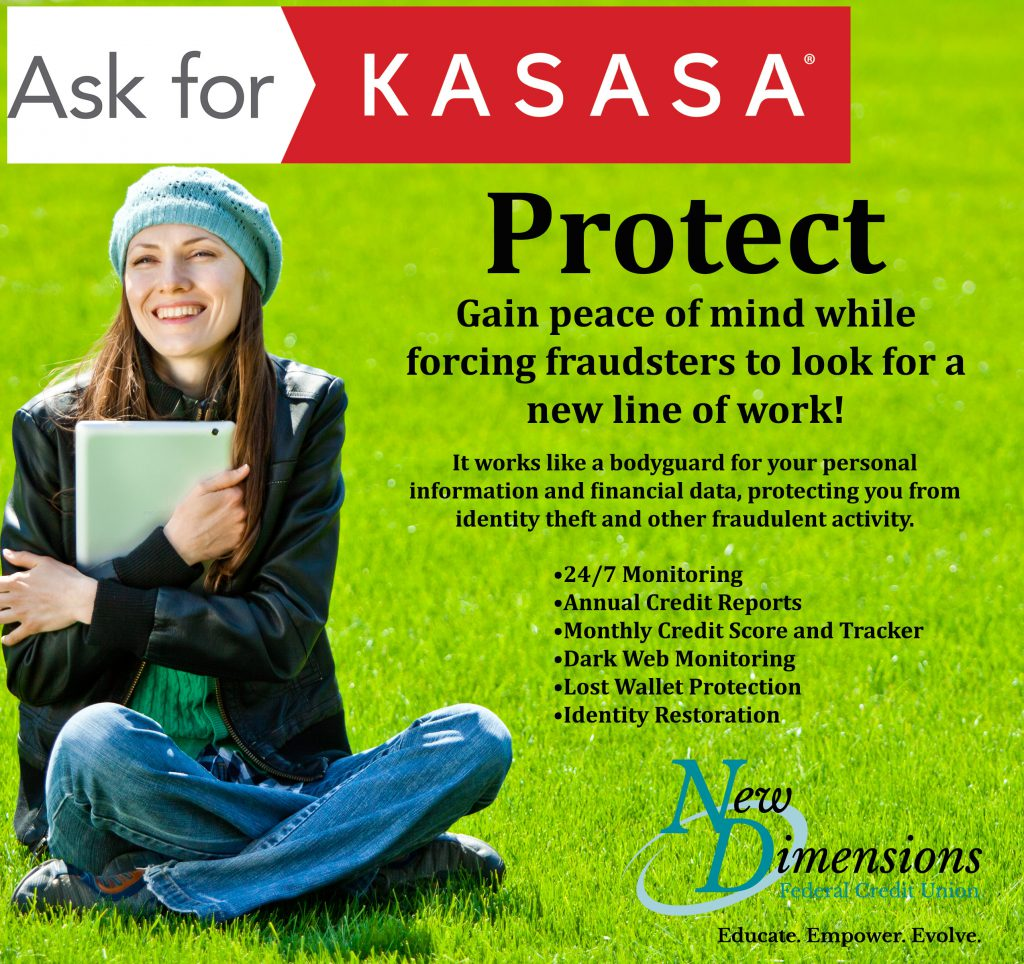 Image Ad: Ask for Kasasa Protect