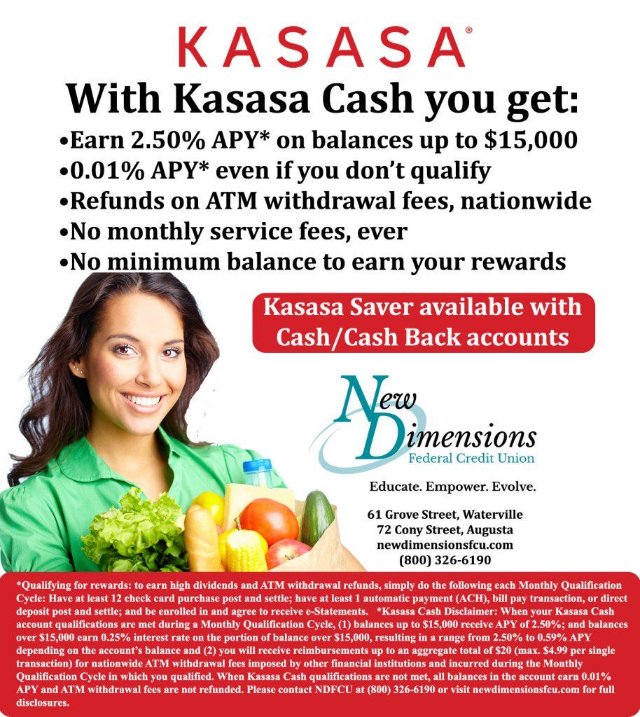 Image Ad: Kasasa Cash