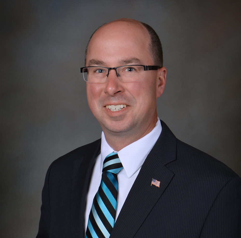 Picture Of NDFCU President, Ryan Poulin