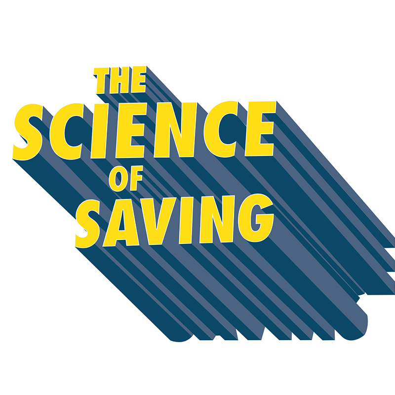 The Science Of Saving Logo