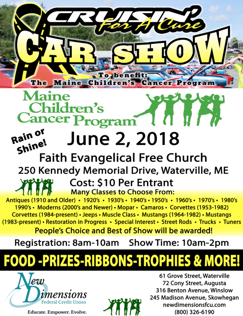 photo of car show details