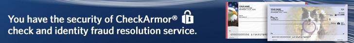 Check armor protection banner