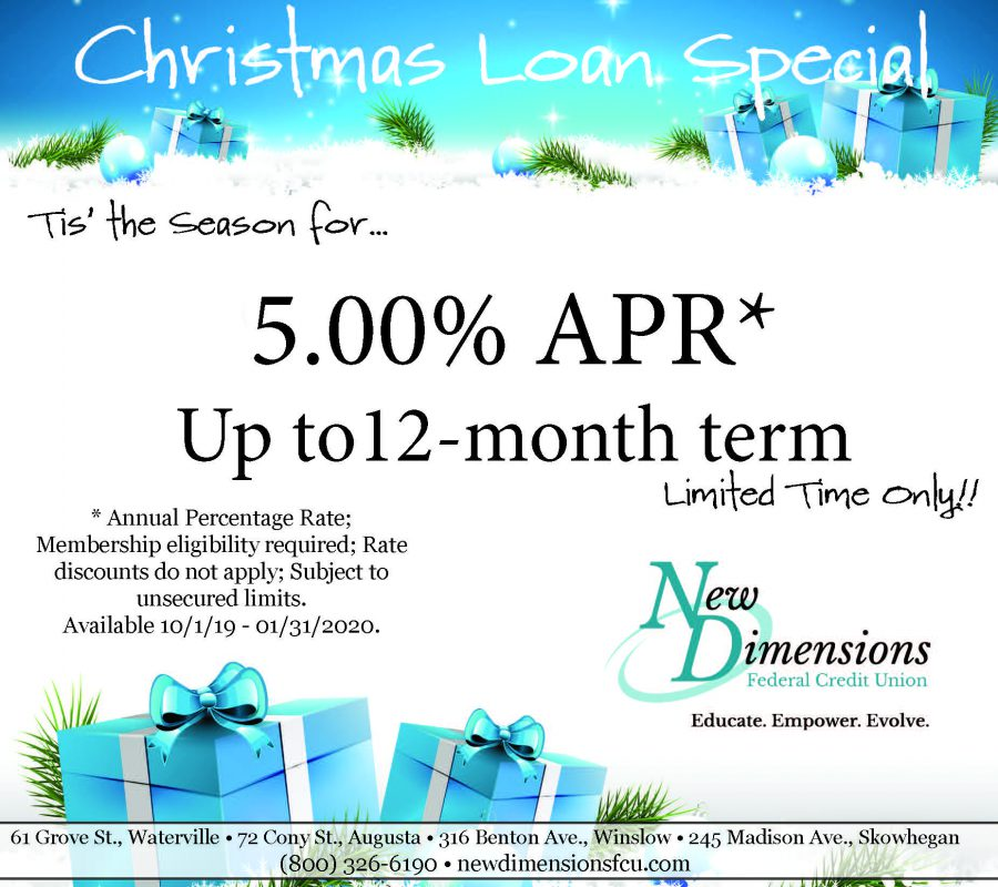 christmas loan special offer
