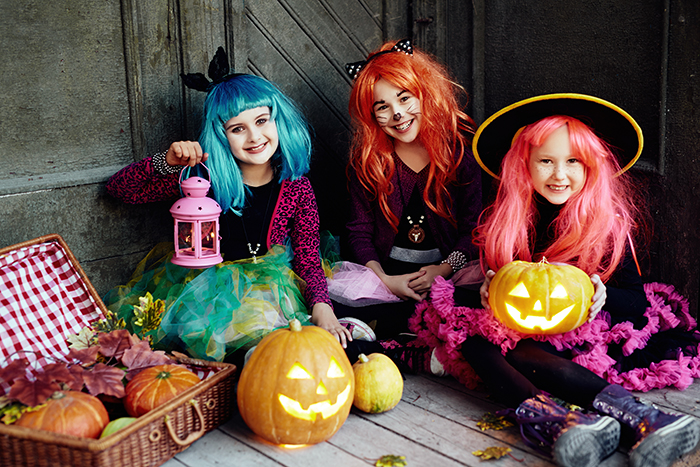 Host A Halloween Costume Party On A Budget!