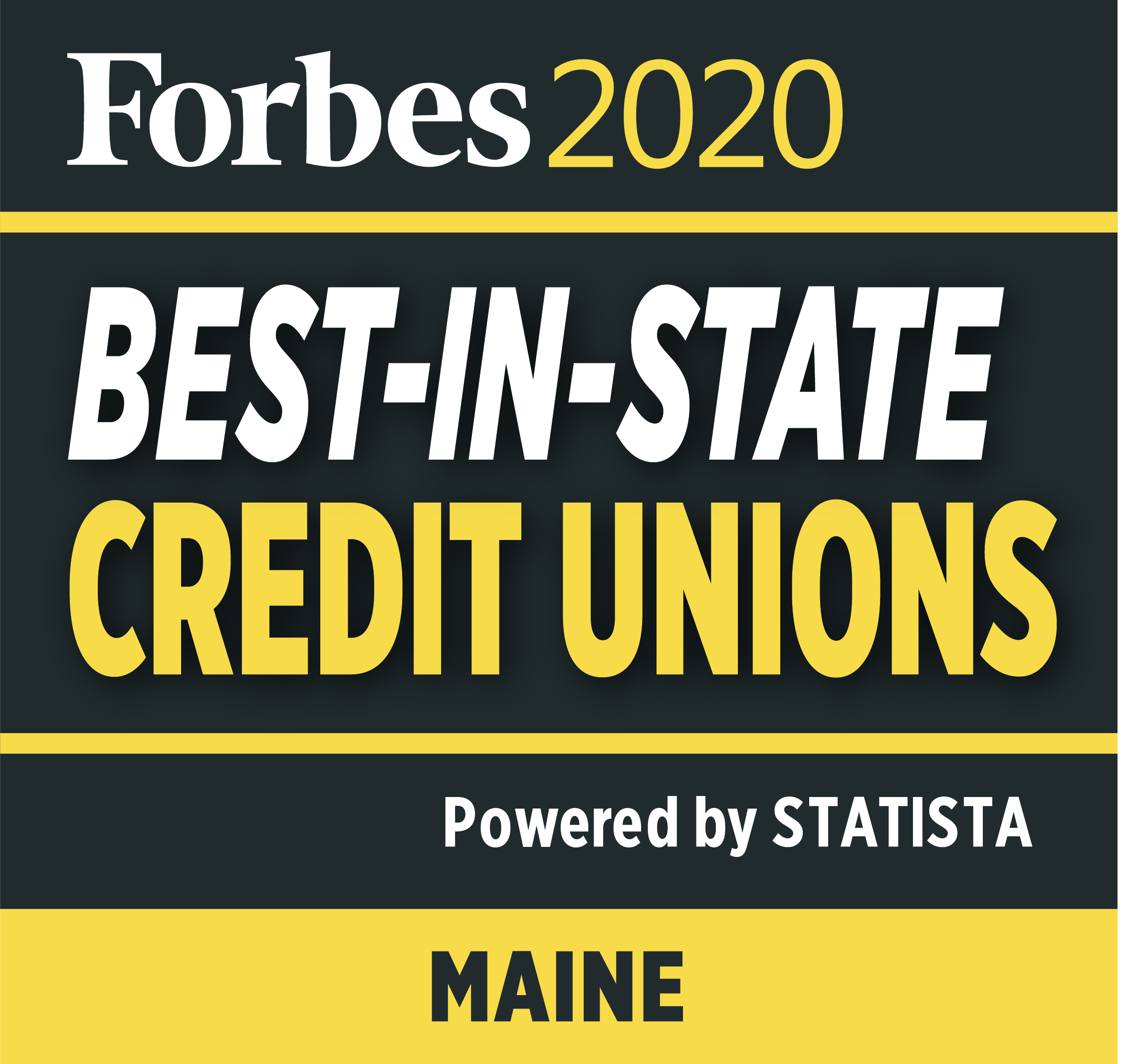 New Dimensions Federal Credit Union Awarded As One Of Forbes' Best-In-State Credit Unions In 2020