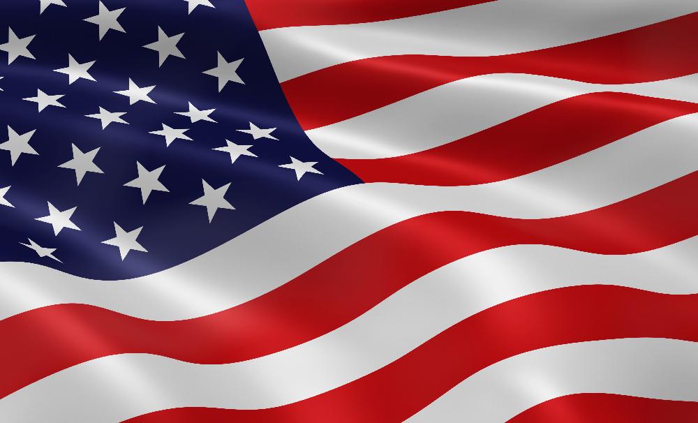 Celebrating The American Flag